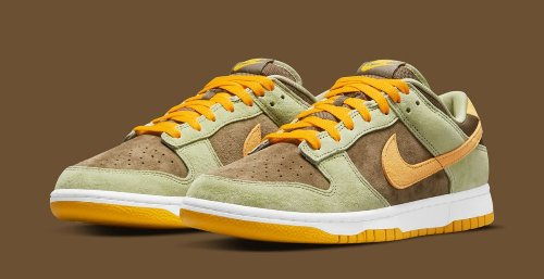 New Nike Dunks Look Like an 'Ugly Duckling' Colorway