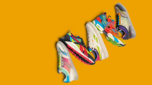 Jelly Belly and Reebok's Sweet Sneaker Collab Drops Next Week