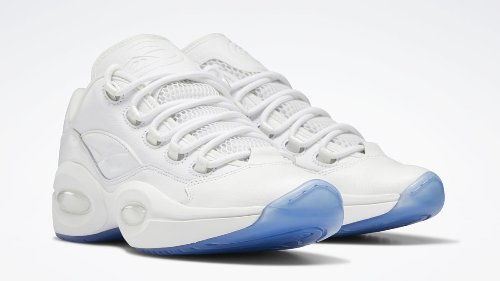 The Reebok Question Goes 'White Ice' for the Summer