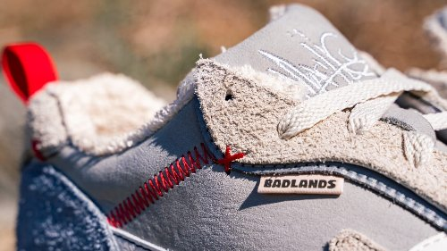Mache's Next Sneaker Is Inspired by Badlands National Park