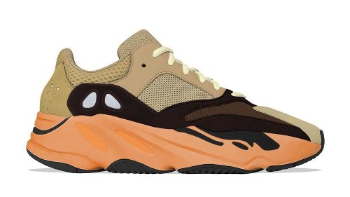 'Enflame Amber' Yeezy Boost 700s Reportedly Releasing Soon