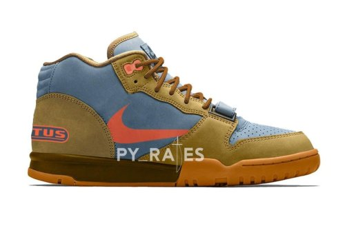 Travis Scott's Air Trainer 1 Rumored to Release This Holiday Season