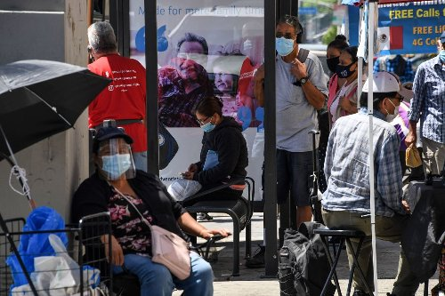Hispanos representan el 19% de todas las muertes por COVID-19 en Estados Unidos