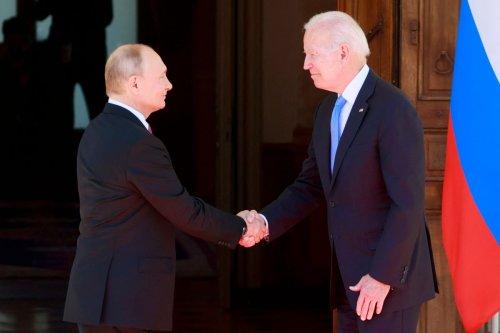 El error de Biden: le llama presidente Trump a Vladimir Putin en plena conferencia de prensa