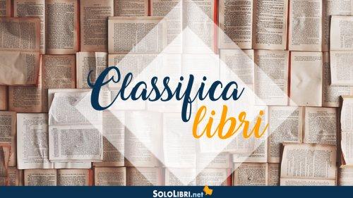 Classifica libri settimanale: trionfano autori e autrici italiani