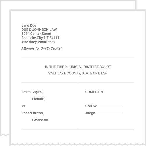 SoloSuit   Win Your Debt Collection Lawsuit