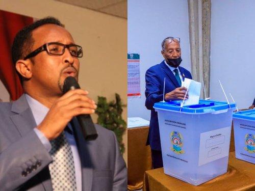 Breaking – President Bihi met Abdikarim A Moge to Discuss Hargeisa Mayoral Seat