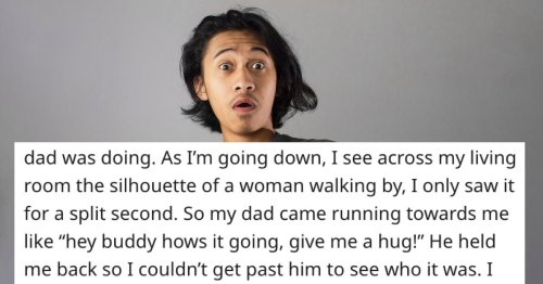 22 people share stories of accidentally seeing something they weren't supposed to see.