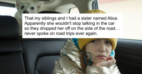 17 people recall the most messed up lie their parents told them as kids.