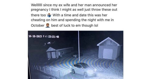 14 times cheaters were publicly shamed.