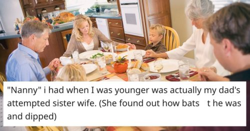 20 people share the biggest secret in their family that finally got spilled.