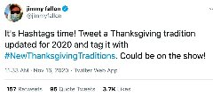 Discover 2020 thanksgiving
