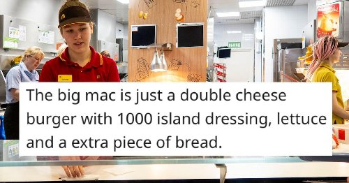 23 McDonalds employees share the secrets they discovered while working there.