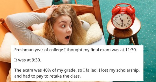 17 people share the most expensive mistake they've ever made.