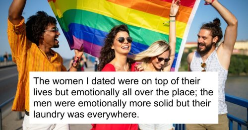 14 people who've dated both men and women share the biggest differences they noticed.