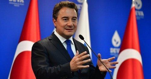 Ali Babacan: Çözüm açık, güçlendirilmiş parlamenter sistem