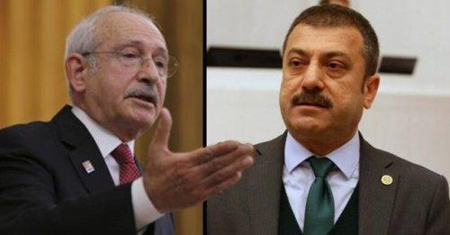 Kılıçdaroğlu'ndan Şahap Kavcıoğlu'nun '128 milyar dolar' açıklamasına yanıt