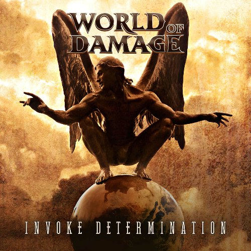 """WORLD OF DAMAGE Release First Single """"I Will Not Conform"""" Feat. SHAGRATH"""