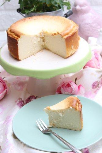 Käsekuchen ohne Boden Rezept | Der beste und einfachste