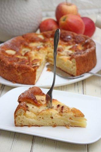Apfelkuchen mit Skyr – Saftig, einfach und schnell gemacht
