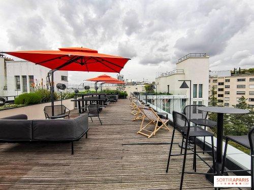 L'hôtel Canopy by Hilton dévoile son rooftop pour l'été 2021