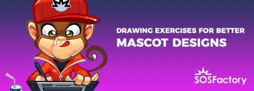 7 best drawing exercises for creating cartoon characters