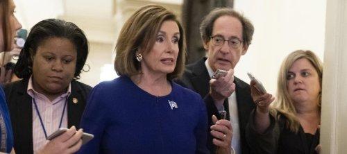 Nancy Pelosi Announces Formal Impeachment Inquiry of President Trump