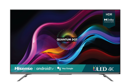 Hisense Announces Availability of 2021 TV Lineup