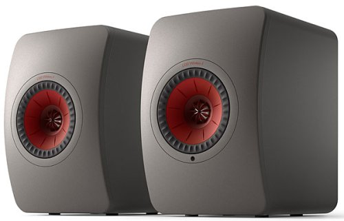 KEF LS50 Wireless II Powered Speakers Review