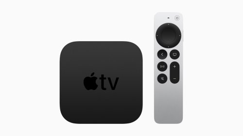New Apple TV 4K with Color Balance and Faster Refresh Rates