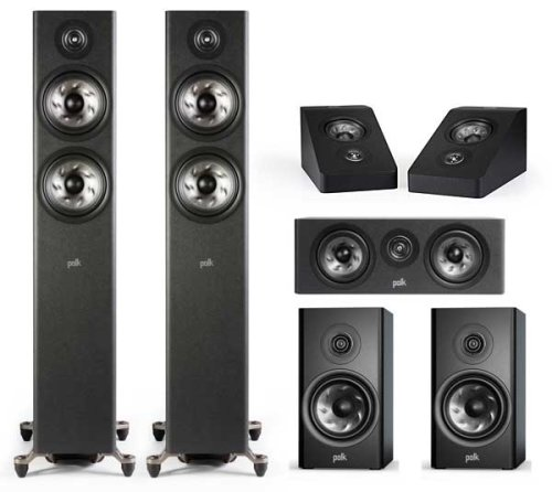 Polk Audio Reserve Surround Speaker System Review
