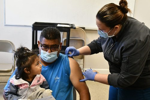 N.C. has vaccinated over 13,000 farmworkers. Advocates are making it happen.