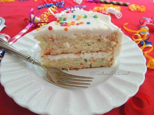 Easy Birthday Cake Recipe From Scratch
