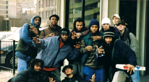 The Party Venues of the '90s Hip-Hop Scene