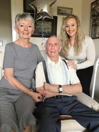 Tributes as Pembrokeshire's oldest man, Emlyn Morgan, dies