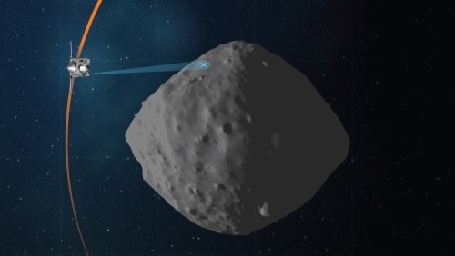 OSIRIS-REx to make final close approach to asteroid before heading back to Earth - SpaceNews