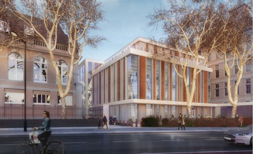 Ground-breaking London Institute for Healthcare Engineering 'ecosystem' gets green light