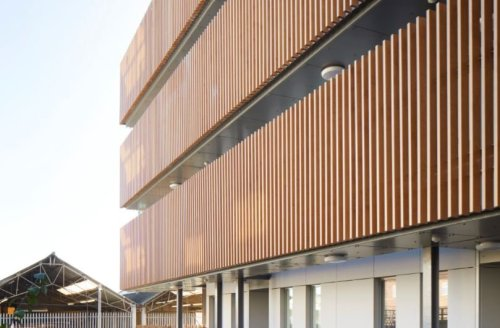 Accoya® specified for award-winning housing project by Alma-Nac