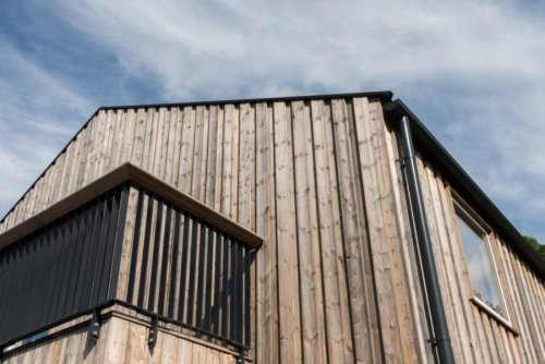 Kebony wood proves integral to National Trust development