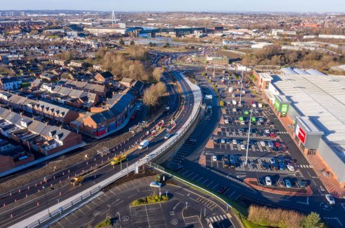 Highways Scheme Provides £17.1m Boost for North-East SMEs
