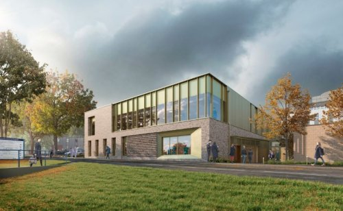 Work begins on new linear accelerator treatment facility at NHS Lothian's Western General Hospital