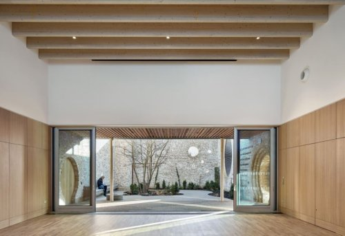 American Hardwood projects nominated for Wood Awards 2018