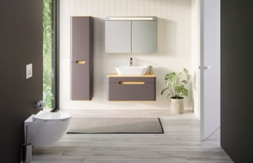 VitrA Extends Scandi-style Sento Bathroom Furniture