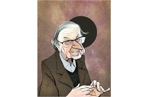 The singular mind of Roger Penrose - The Spectator - news, politics, life & arts