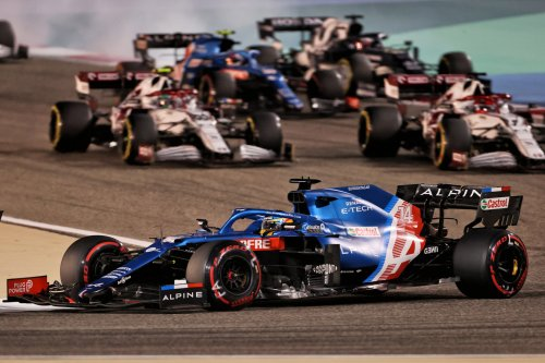 F1 entry a marketing strategy for Alpine