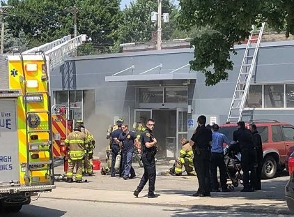 Three dead after car crashes into a Pittsburgh building