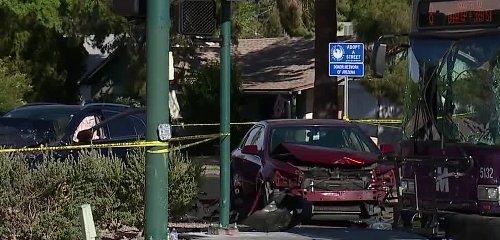 3 dead and 6 injured in five-vehicle crash in Phoenix, Arizona