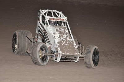 Troy DeGaton Claims First Career ASCS Desert Non-Wing Win At Arizona Speedway