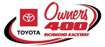 Toyota Owners 400 results from Richmond Raceway