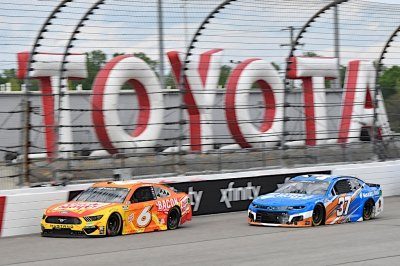 Early Spin Relegates Newman to 30th-Place Finish in Richmond